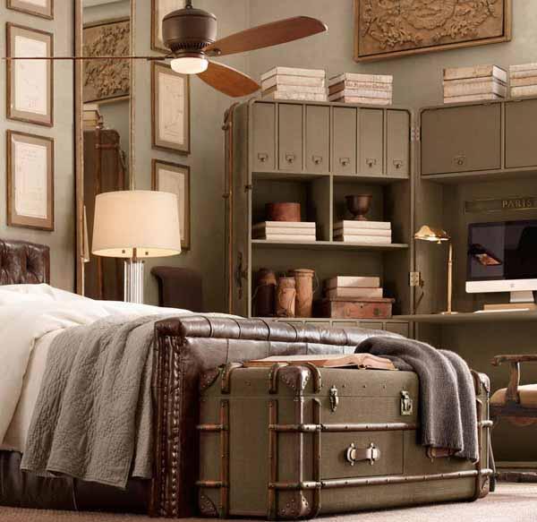 Vintage Furnitures Decoration