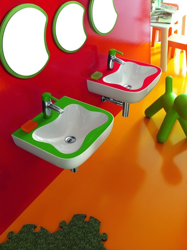 Child Bathrooms Decoration