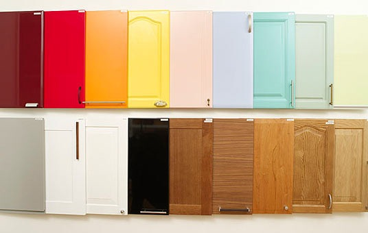 how to choose kitchen cabinet color