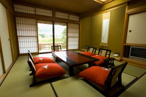 Oriental Style Decoration