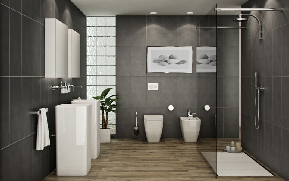2013 best bathroom colors interior ideas for Best house designs 2013